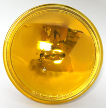 Load image into Gallery viewer, 4-1/2 AMBER SEALED BEAM NON-FLUTED
