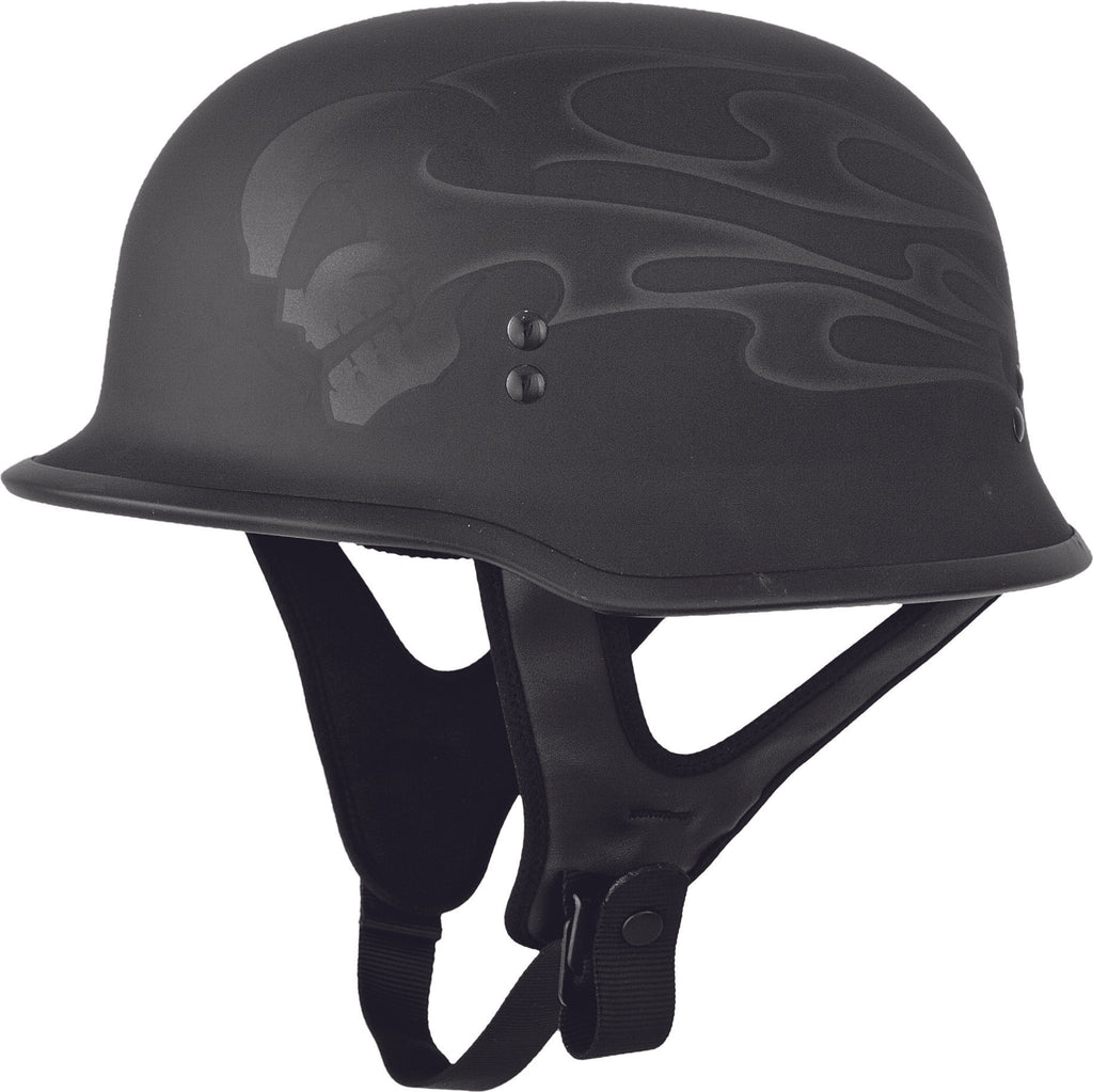 9MM GERMAN BEANIE HELMET GHOST/SKULL SM