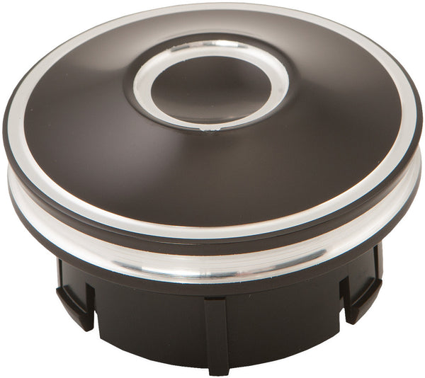 Low Fuel Indicator Gas Cap (Shock Black)
