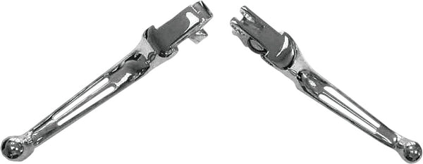 Custom Levers 2-Slot (Chrome)