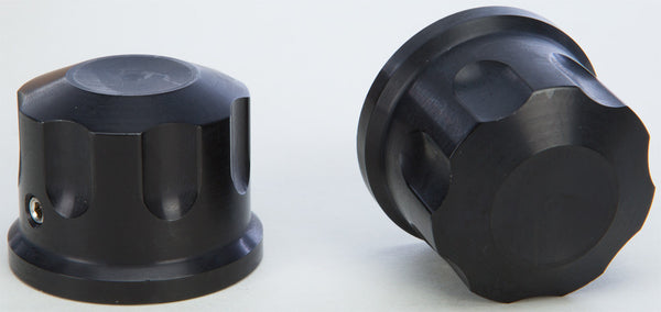 Front Axle Cover Black
