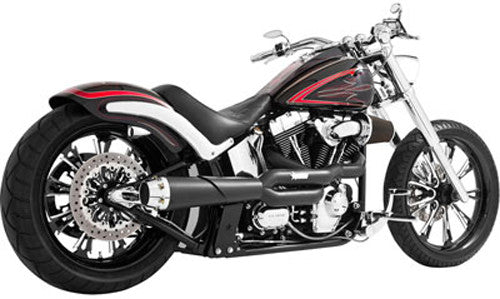 OUTLAW HIGH 2-INTO-1 BLACK SOFTAIL
