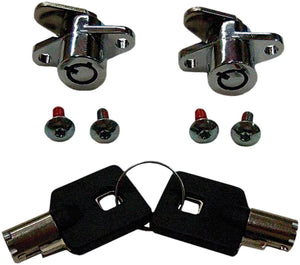 Lock & Key Assembly