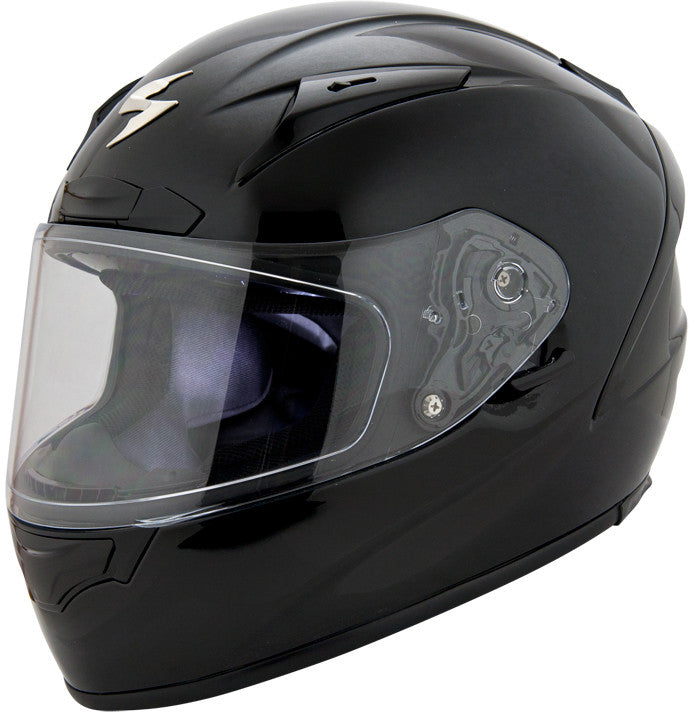 EXO-R2000 FULL-FACE SOLID HELMET GLOSS BLACK S