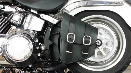 Bobber Bracket - Swingarm Bag Hard Mount Kit for Harley Softail 1986-2017