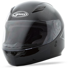 Load image into Gallery viewer, YOUTH GM-49Y FULL-FACE HELMET BLACK YL