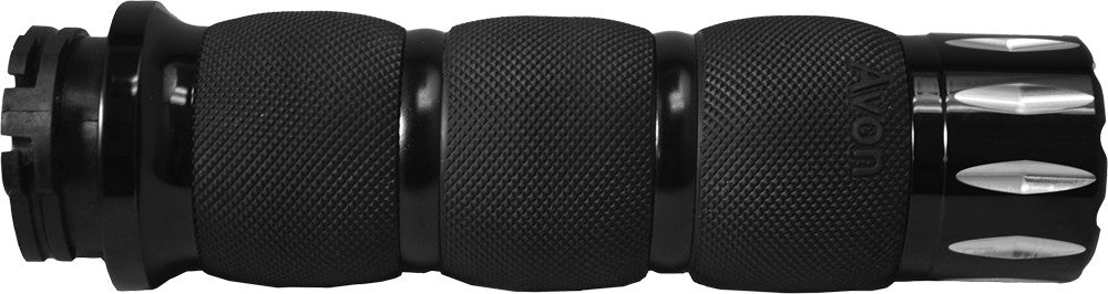 FLY BY WIRE AIR CUSHION GRIPS RIVAL BLACK