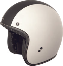 Load image into Gallery viewer, .38 RACER HELMET MATTE WHITE XS