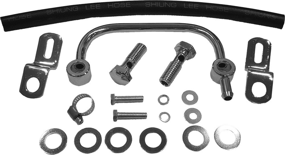 BREATHER KIT FOR 91-07 XL