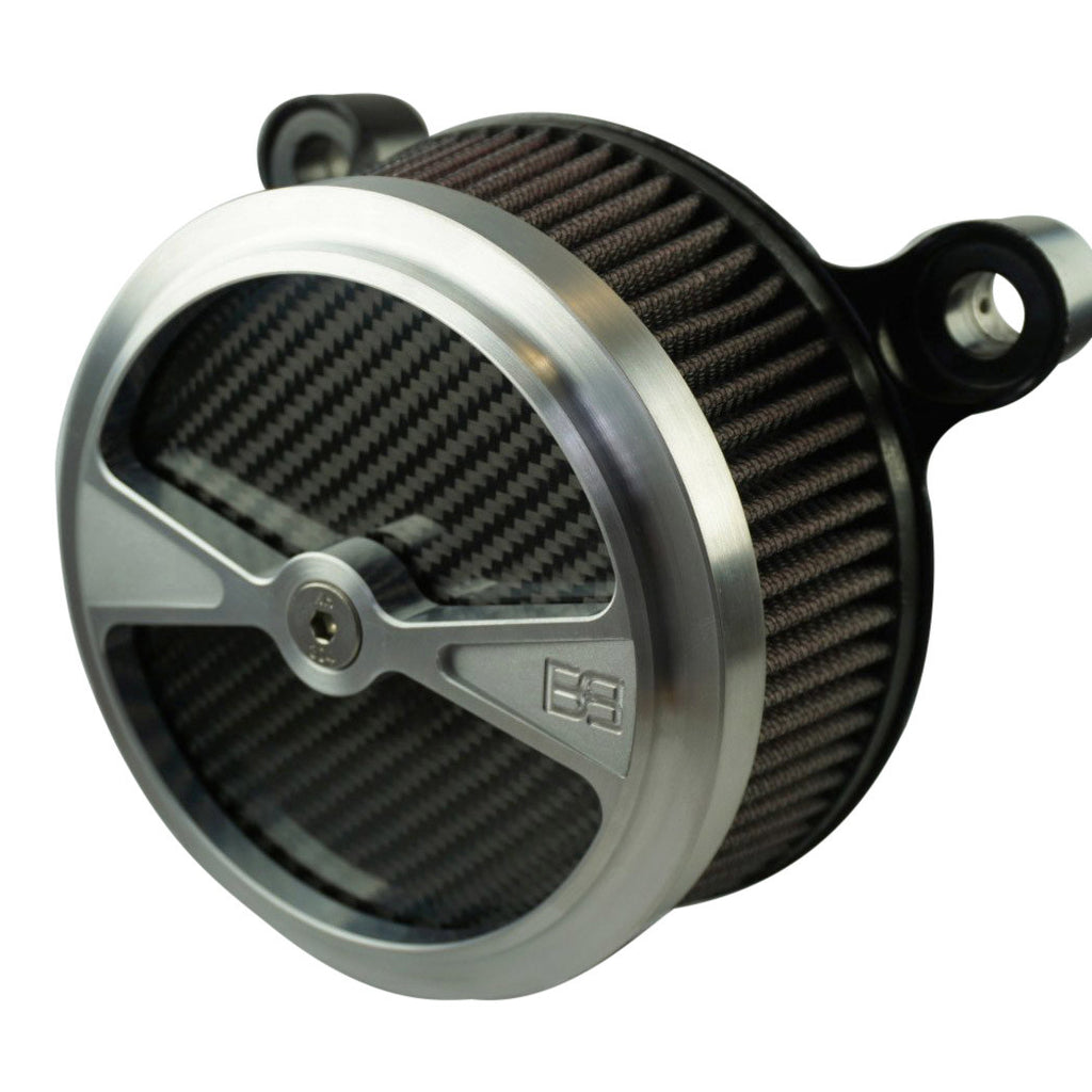F1 AIR CLEANER KIT NATURAL M8 TOURING