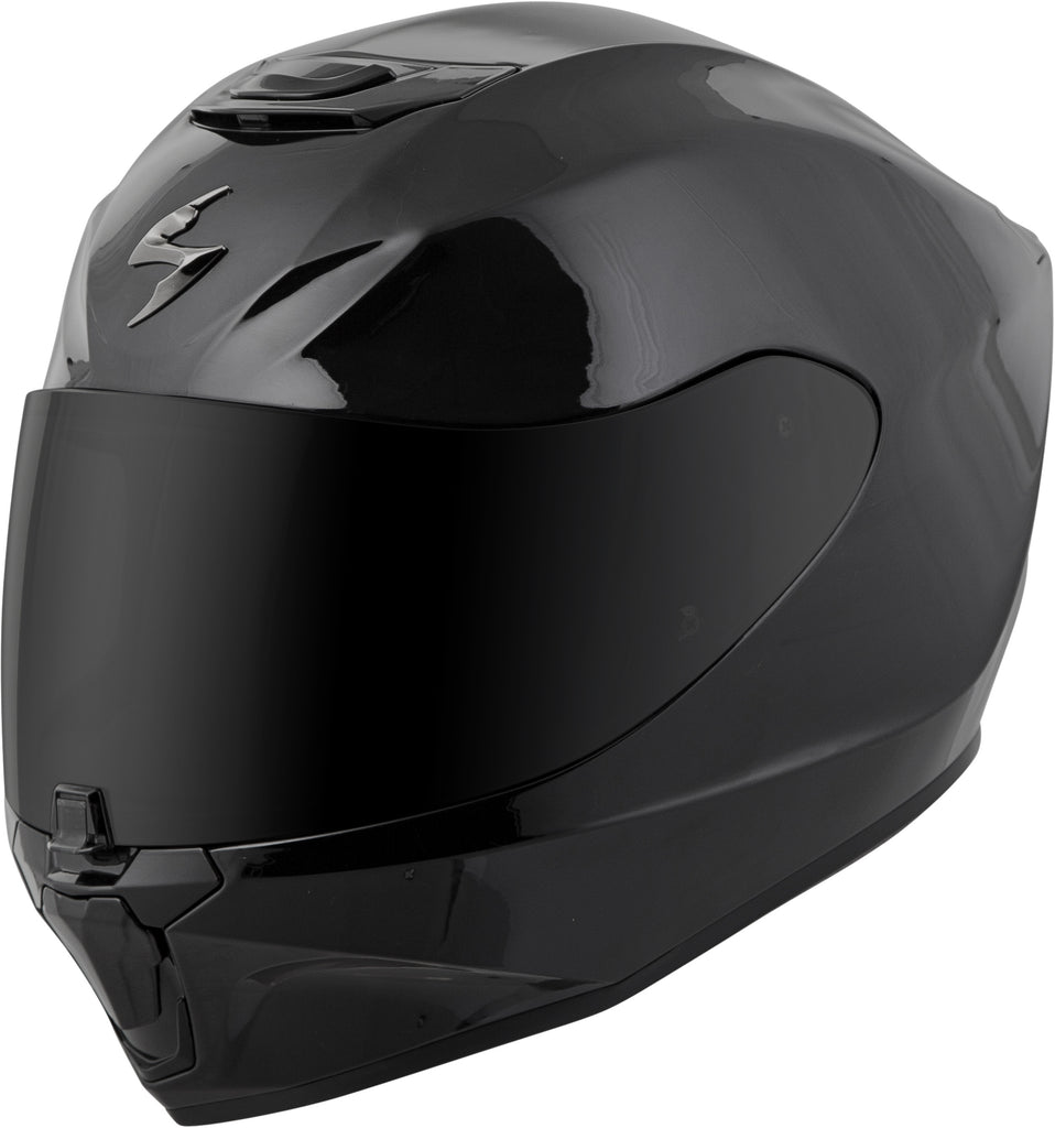 EXO-R420 FULL-FACE SOLID HELMET BLACK XS
