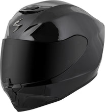 Load image into Gallery viewer, EXO-R420 FULL-FACE SOLID HELMET BLACK XS