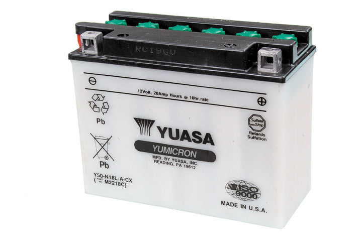 BATTERY Y50-N18L-A-CX CONVENTIONAL