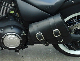 Bobber Bag Leather Solo Swingarm Bag for All Victory Models