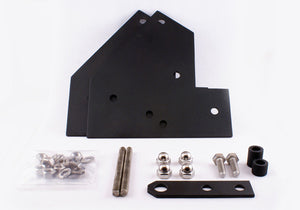 Bobber Bracket - Swingarm Bag Hard Mount Kit for Harley Dyna Glide