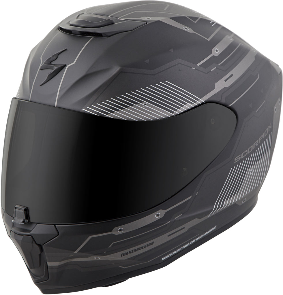 EXO-R420 FULL-FACE TECHNO HELMET PHANTOM S