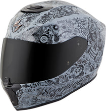 Load image into Gallery viewer, EXO-R420 FULL-FACE SHAKE HELMET CEMENT GREY 2X