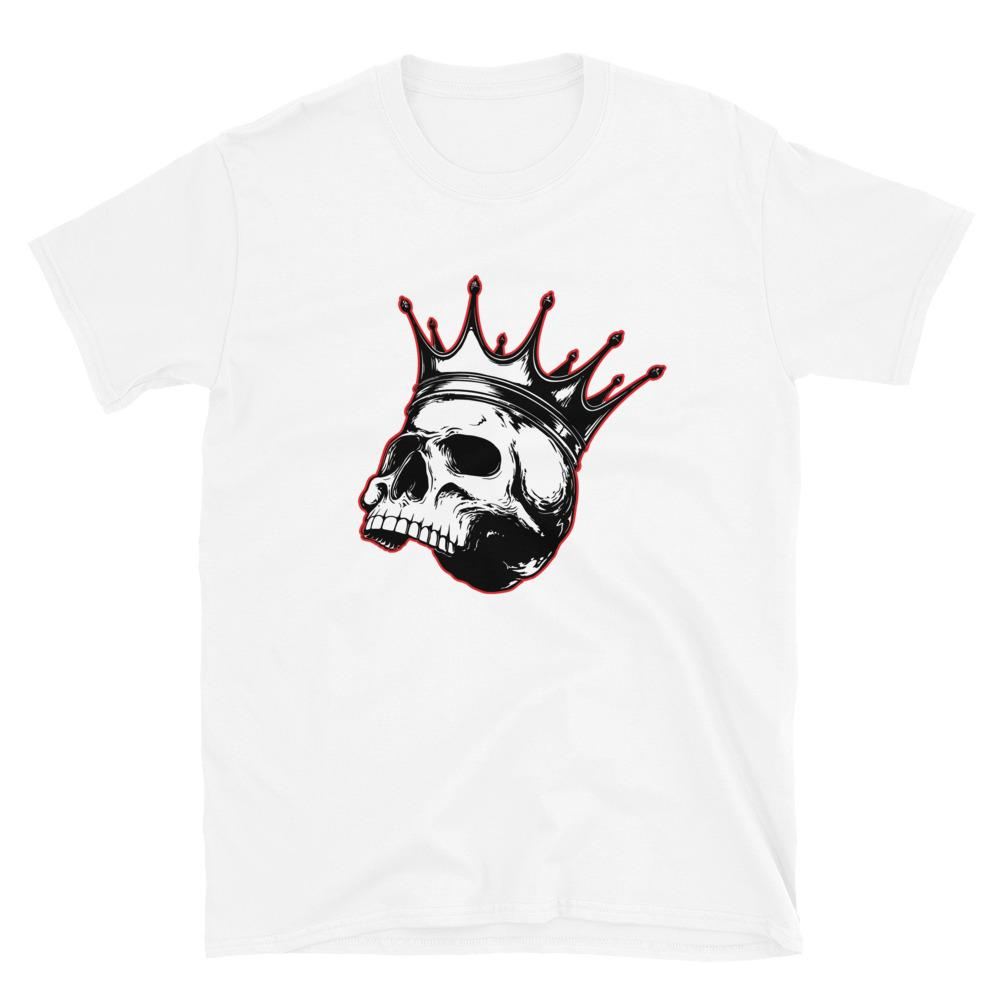 Rule The Road Skull Tee