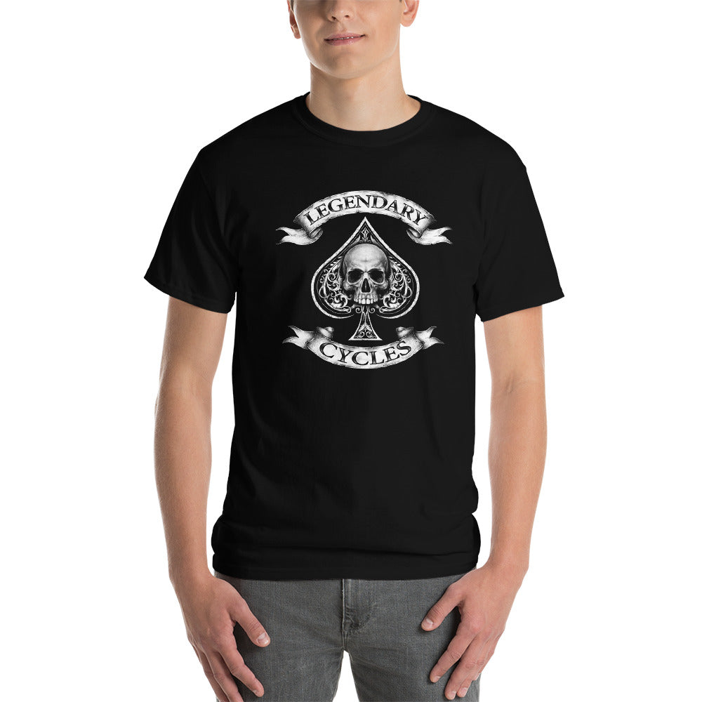 """Legendary Cycles"" Logo Mens Short Sleeve T-Shirt"