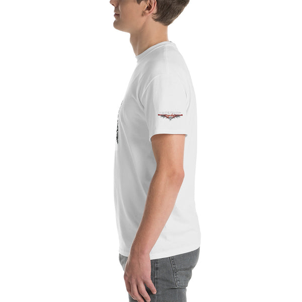 """High Speed"" Mens Short Sleeve T-Shirt"