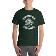 "Load image into Gallery viewer, ""Legendary Cycles"" Logo Mens Short Sleeve T-Shirt"