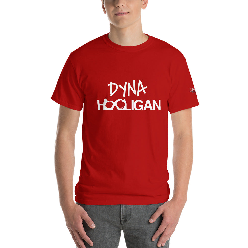 """Dyna Hooligan"" Mens Short Sleeve T-Shirt"