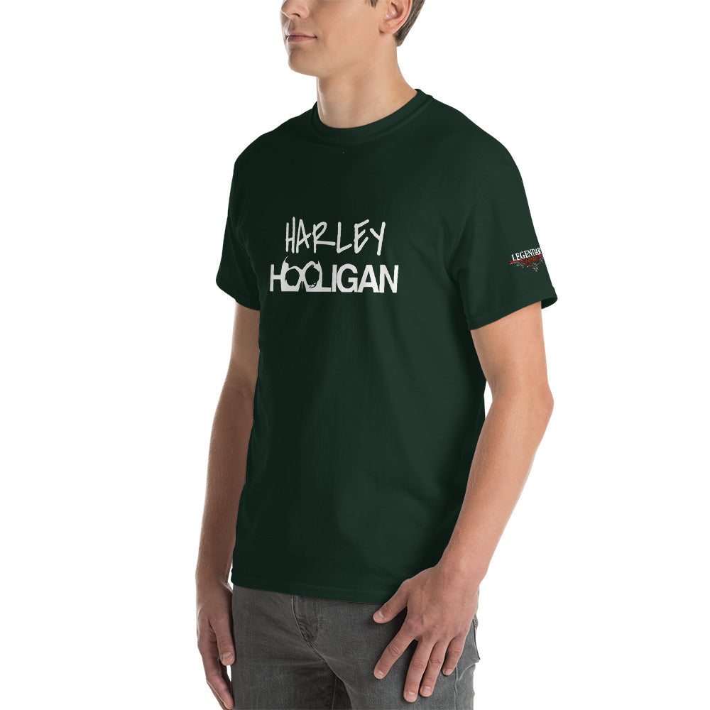 """Harley Hooligan"" Mens Short Sleeve T-Shirt"