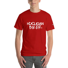 "Load image into Gallery viewer, ""Hooligan Biker"" Mens Short Sleeve T-Shirt"