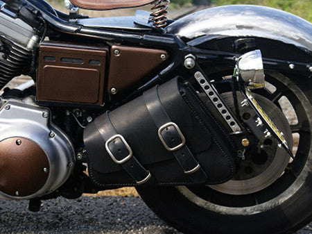 Bobber Bag & Bracket Package for Harley Sportster (save $20!)