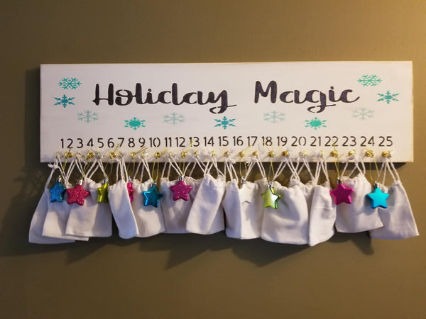 Holiday Advent Calendar- ezpz pieces by Erin (Nov. 22)