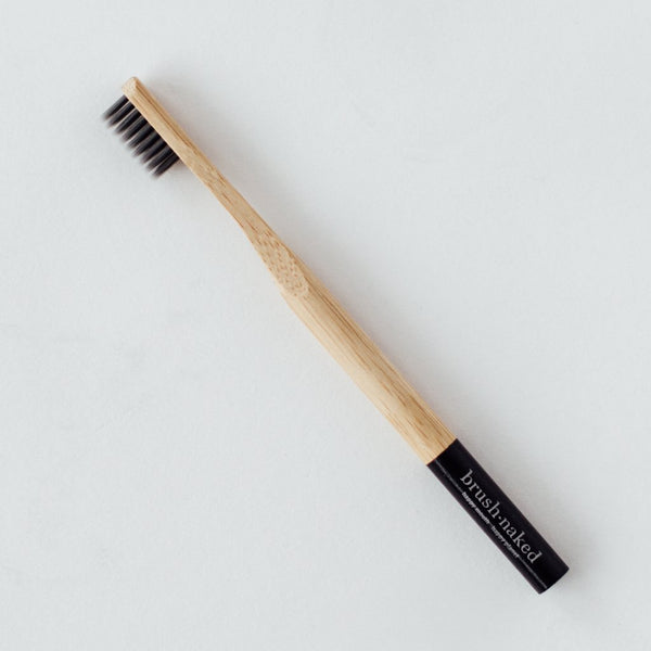Toothbrush - Charcoal Bristle