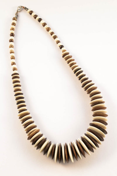 Chunky Disk Necklace