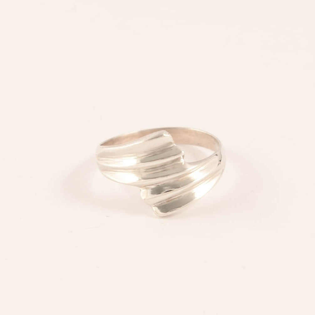 Embrace - Sterling Silver Ring