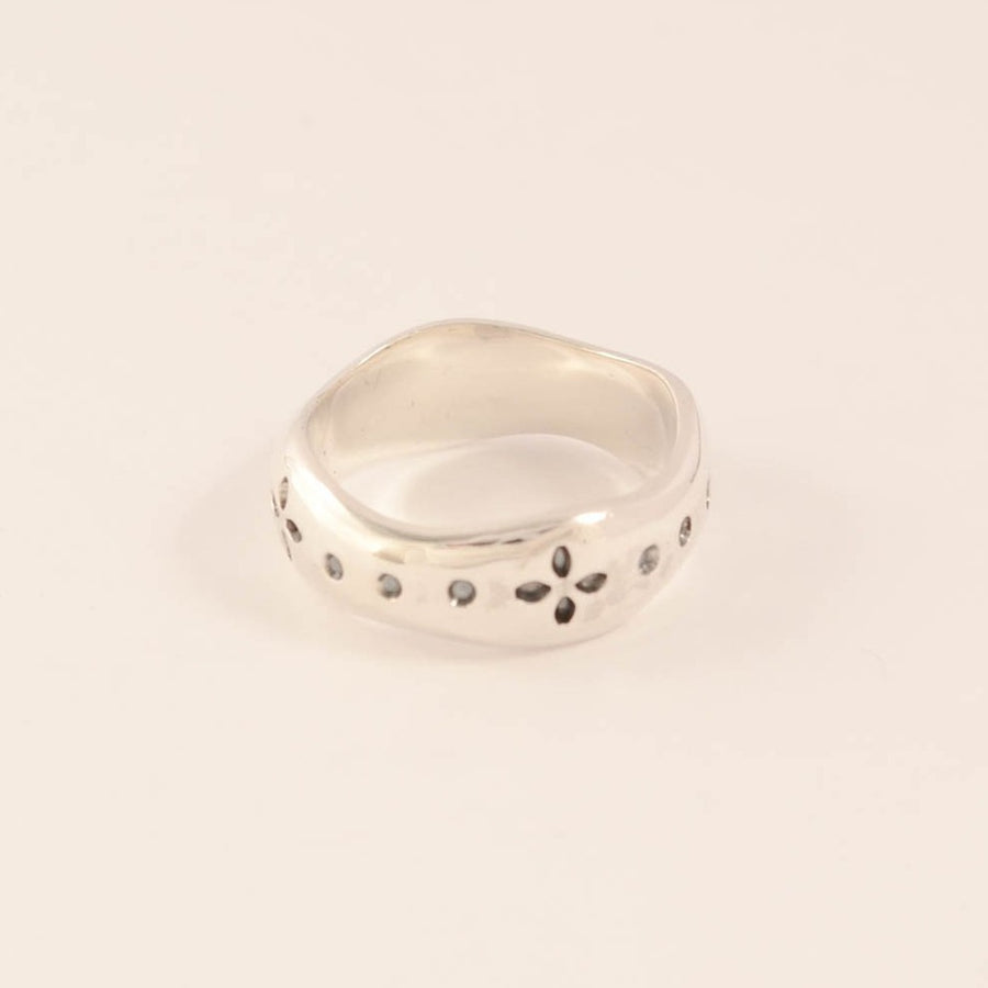 Motion - Sterling Silver Ring