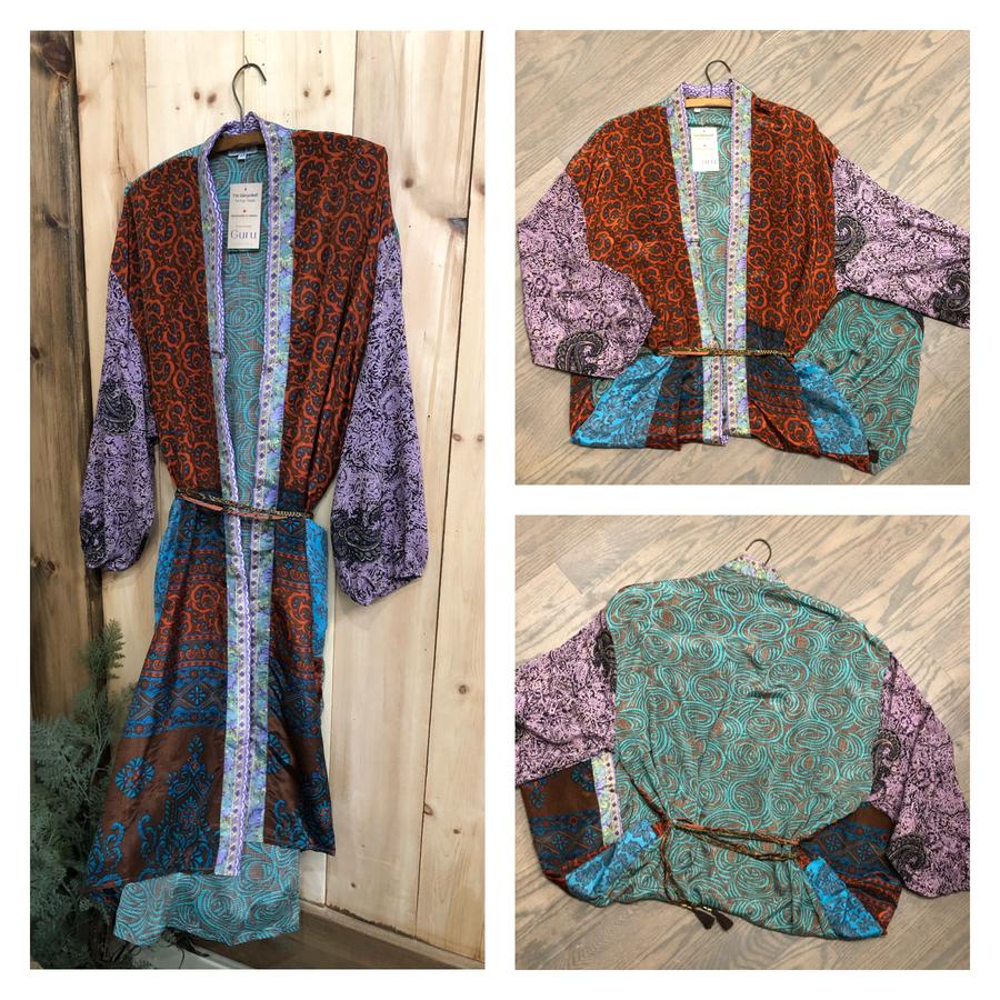 ReInvented Robe - Mixed Print