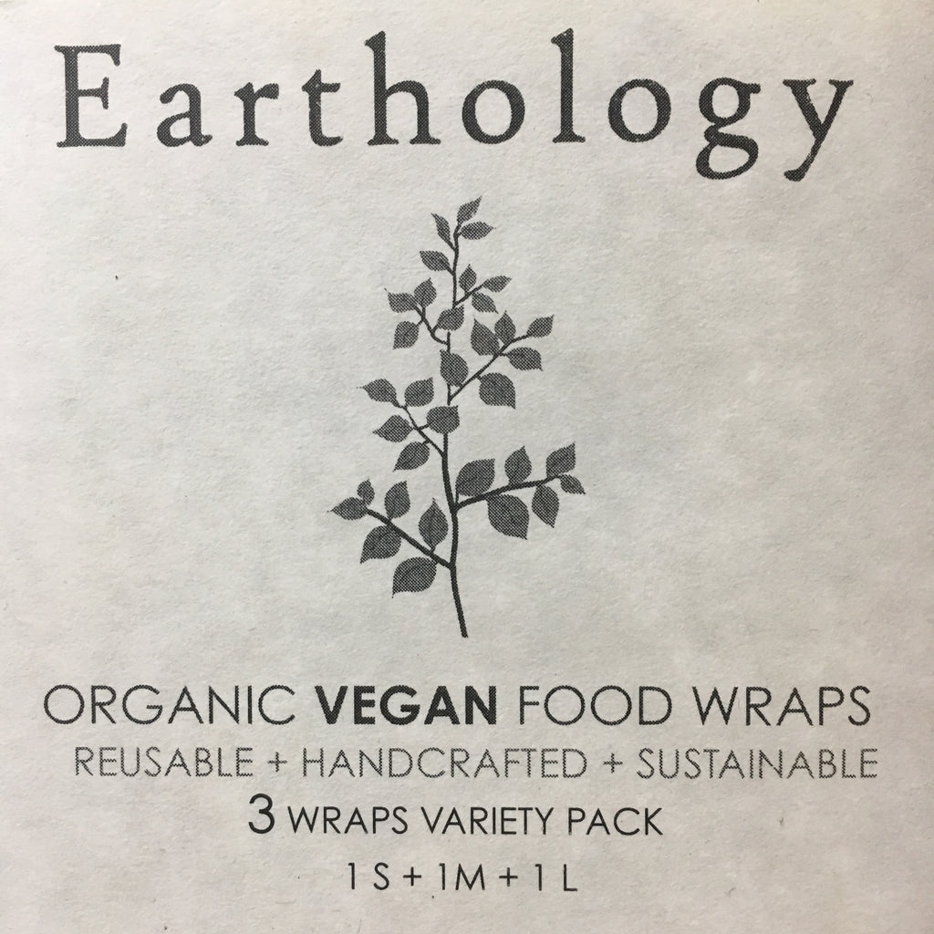 ReUsable Vegan Food Wraps