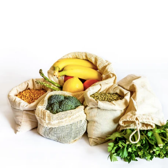 Produce Bags - Organic Cotton