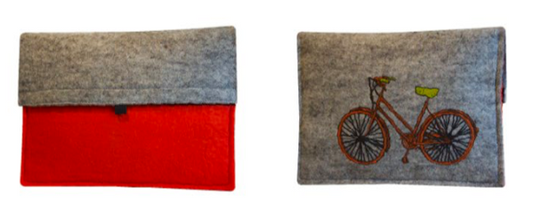 Funky Felt Tablet Sleeve