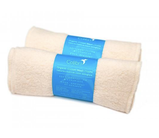 Organic Wash Cloths