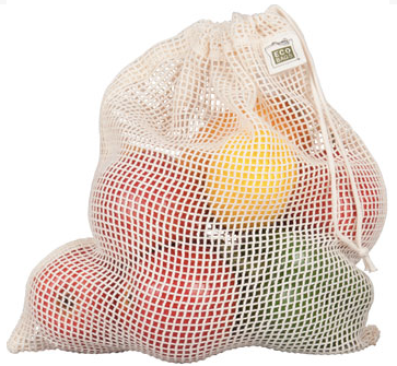 Net Produce Bag - medium