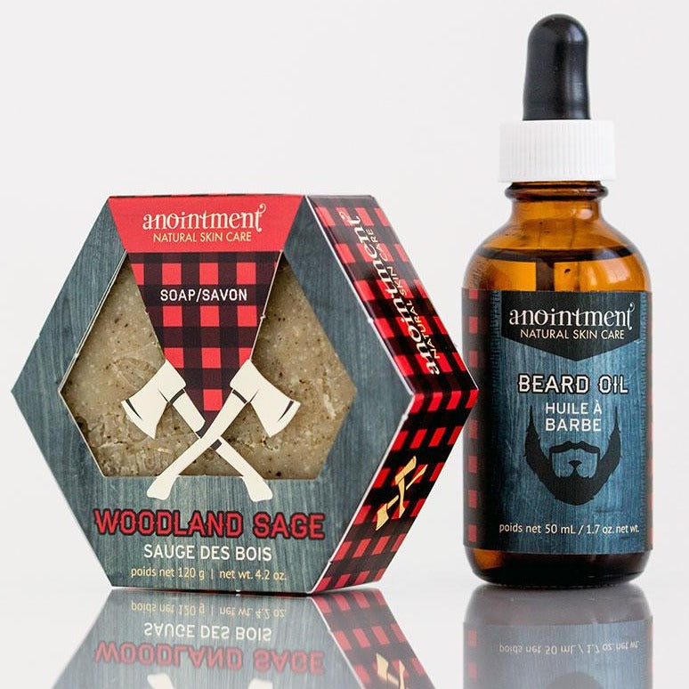 Anointment Beard Oil