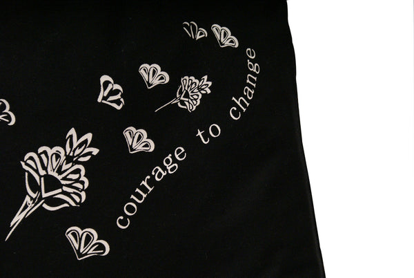 Courage to Change Tote
