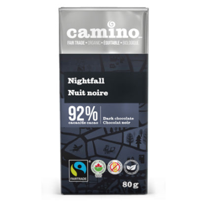 Camino Chocolate Bars