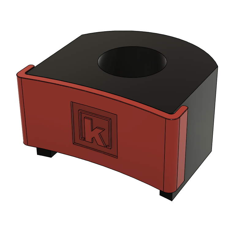 Delonghi Dedica Coffee Grinder Mod (3D Model)