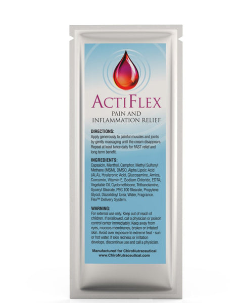 ActiFlex Sample Packs
