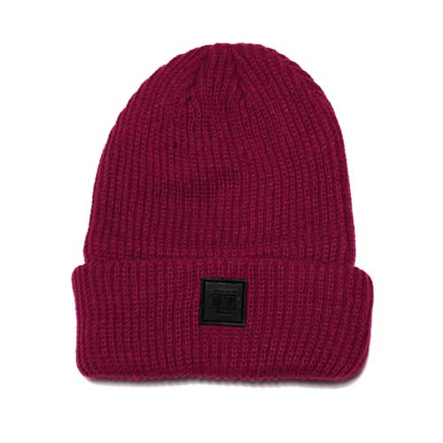 Pacific Beanie | Berry