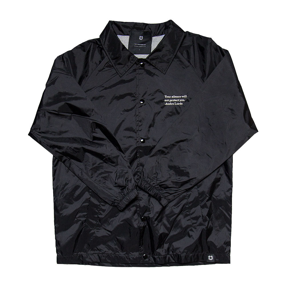 Black Panther Trust Your Struggle Windbreaker