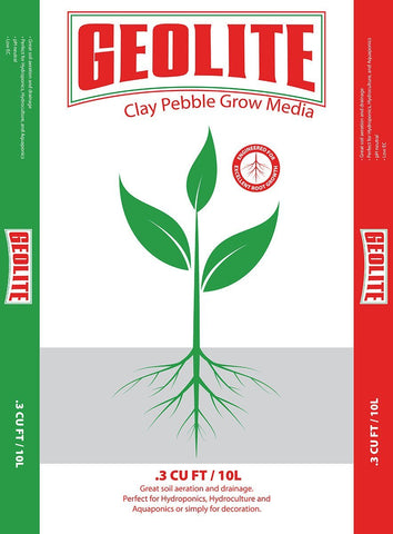 Geolite Clay Pebbles 10L