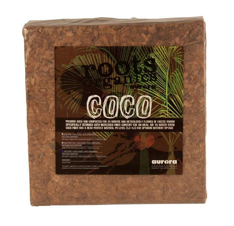 "Coco Chips Compressed 12""x12"""