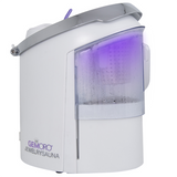 GemOro – Jewelry Sauna – Combination Ultrasonic, UV & Steam Cleaner - Sparkle Bright Products